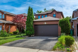3481 Nutcracker Dr, Mississauga