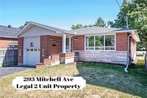 293 Mitchell Ave, Oshawa