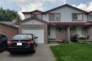 651A Pinerow Cres, Kitchener
