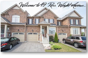 42 Ross Wright Ave, Clarington