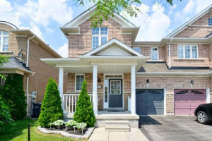 3843 Bloomington Cres, Mississauga