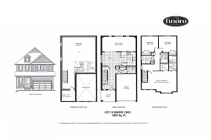 390 Finoro Cres, Out of Area