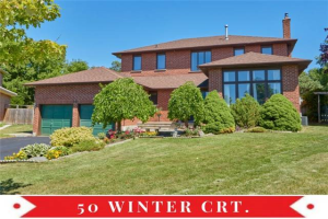 50 Winter Crt, Whitby