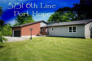 5751 6th Line, Port Hope