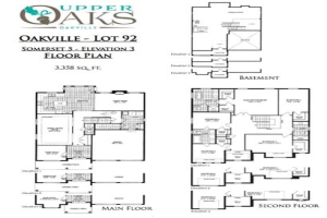 3312 Meadow Marsh Cres, Oakville