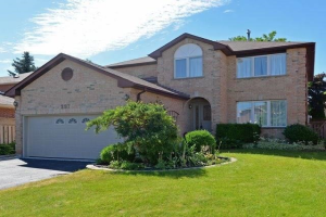 297 Howell Cres, Pickering