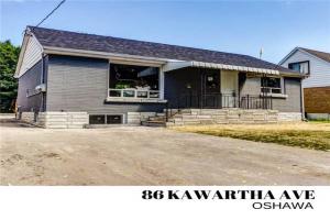 86 Kawartha Ave, Oshawa