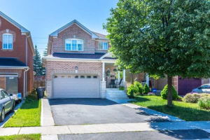 104 Twin Pines Cres, Brampton