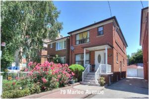 79 Marlee Ave, Toronto