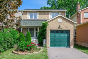 3166 Anderson Cres, Mississauga