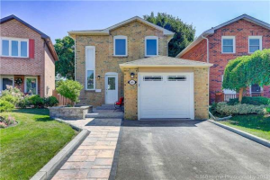 646 Sultana Sq, Pickering