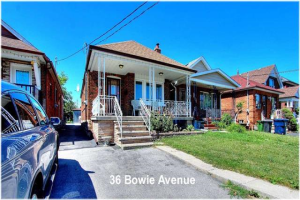 36 Bowie Ave, Toronto