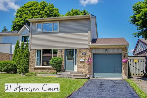 21 Harrison Crt, Whitby