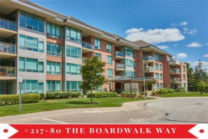 80 The Boardwalk Way, Markham