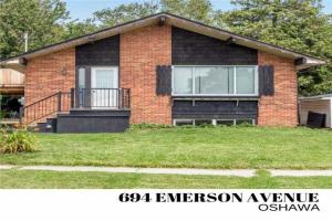694 Emerson Ave, Oshawa