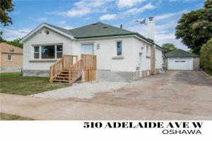 510 Adelaide Ave W, Oshawa