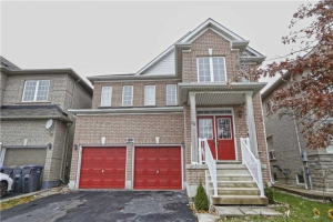 64 Eagle Plains Dr, Brampton