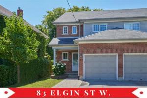 83 Elgin St W, Oshawa