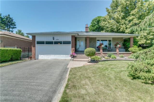 1456 Parkham Cres, Pickering