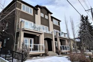 #102 1816 34 AV SW, Calgary