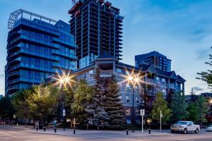 #411 630 8 AV SE, Calgary