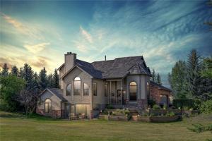 20 Hillcrest Estates ES , Rural Rocky View County