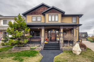 1172 CHANNELSIDE DR SW, Airdrie